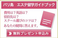 バリ島エステ留学ガイドブック。無料プレゼント申し込み。費用は?英語は?宿泊先は?スクール選びのコツは?あなたの疑問に答えます。