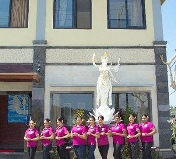 バリ島エステマッサージセラピストスクール