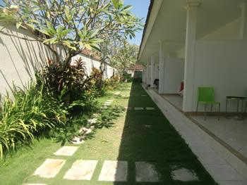 バリ島エステ留学スクール宿泊施設写真