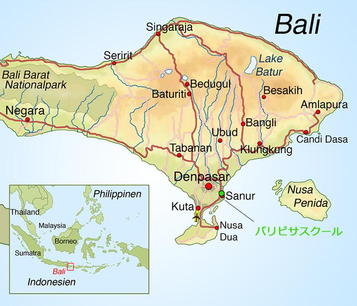 バリ島エステ留学バリビサ